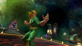 Screenshot: Iron Fist, Contest of Champions